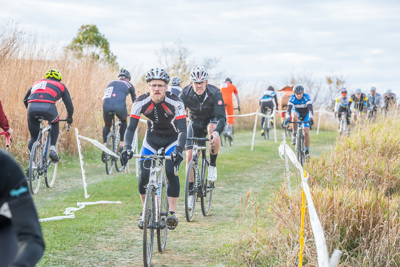 Cat 4 - 2014 Campton Cross Cyclocross Race