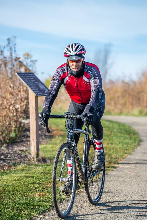 Masters 35+ - 2014 Campton Cross Cyclocross Race