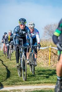 Masters 45/55+ - 2014 Campton Cross Cyclocross Race