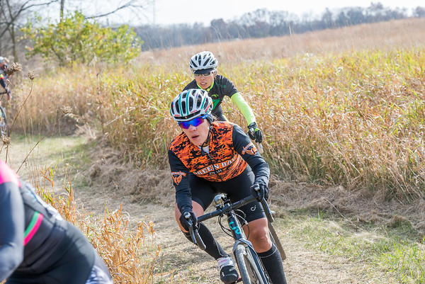 Women Cat 1/2/3 - 2014 Campton Cross Cyclocross Race