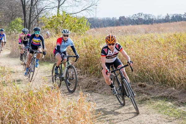 Women Cat 1/2/3 - 2014 Campton Cross Cyclocross Race