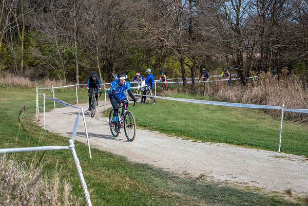 Women Cat 4 & Junior 9-14 - 2014 Campton Cross Cyclocross Race