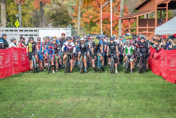 Cat 4/5 - 2014 Carpenter Park Cyclocross Race