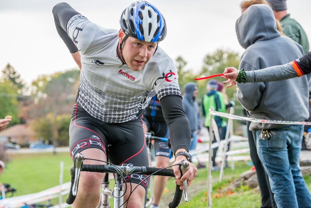 Cat 4/5 - 2014 Carpenter Park Cyclocross Race