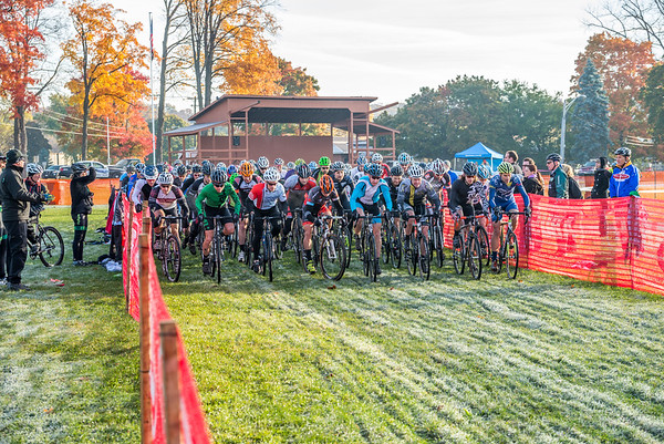 Masters 35+ - 2014 Carpenter Park Cyclocross Race
