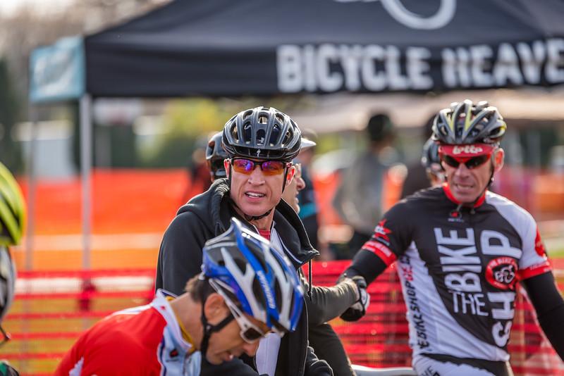 Masters 45/55+ - 2014 Carpenter Park Cyclocross Race