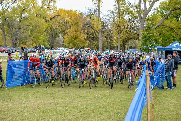 Cat 1/2/3 - 2014 Dan Ryan Woods Cyclocross Race