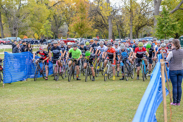 Cat 4/5 - 2014 Dan Ryan Woods Cyclocross Race