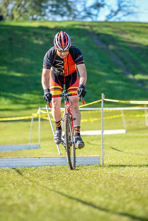 Masters 45/55+ - 2014 Dan Ryan Woods Cyclocross Race