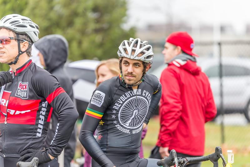 Cat 1/2/3 - 2014 Melas Park Basin Racin Cyclocross Race