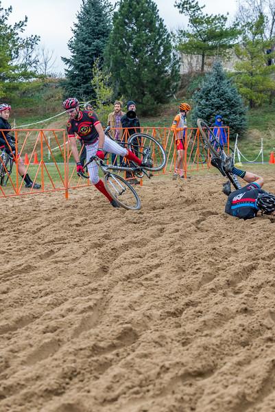 Cat 3 - 2014 Melas Park Basin Racin Cyclocross Race