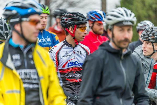 Cat 4 - 2014 Melas Park Basin Racin Cyclocross Race