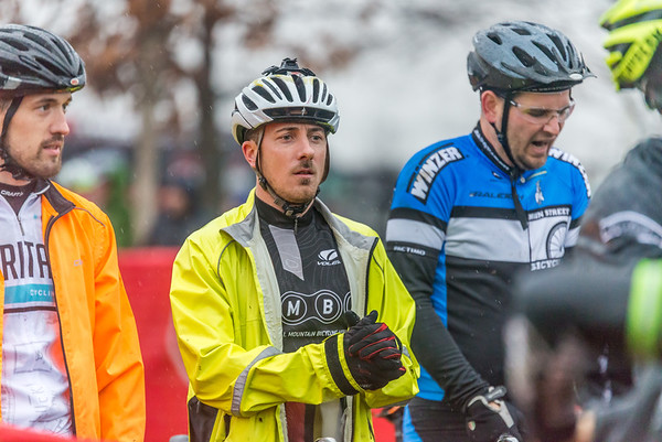 Cat 4/5 - 2014 Melas Park Basin Racin Cyclocross Race