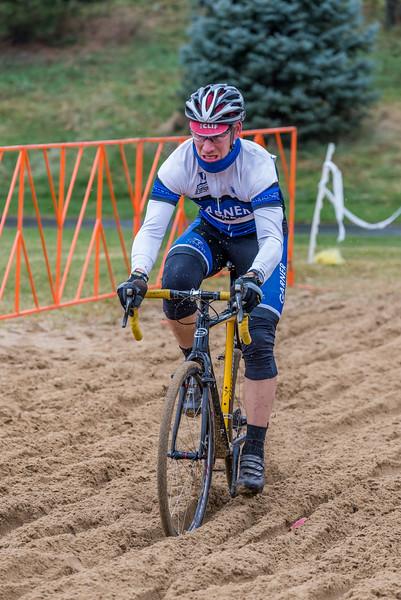 Masters 35+ - 2014 Melas Park Basin Racin Cyclocross Race