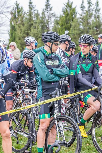 Masters 45/55+ - 2014 Melas Park Basin Racin Cyclocross Race