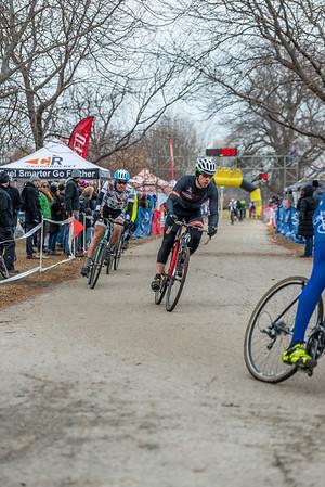 Cat 1/2/3 - 2014 Montrose Harbor Cyclocross Race