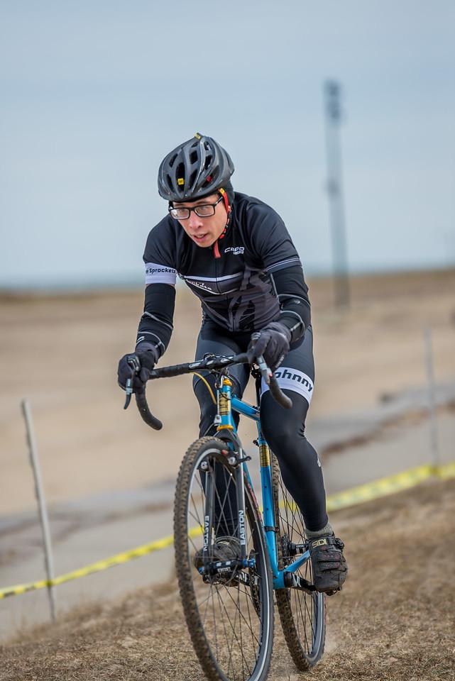 Cat 3 - 2014 Montrose Harbor Cyclocross Race