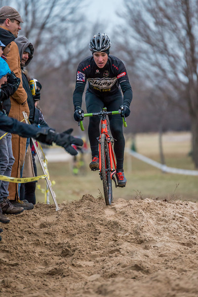 Cat 4/5 - 2014 Montrose Harbor Cyclocross Race