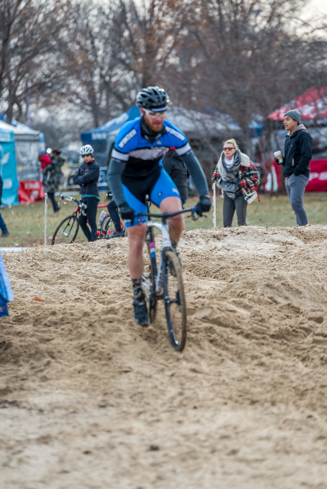 Junior 15-18 & Single Speed - 2014 Montrose Harbor Cyclocross Race