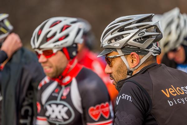 Masters 35+ - 2014 Montrose Harbor Cyclocross Race