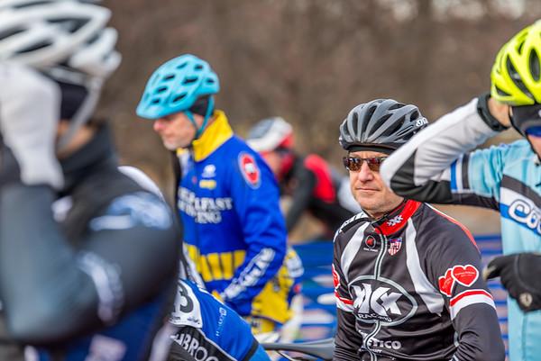 Masters 45/55+ - 2014 Montrose Harbor Cyclocross Race