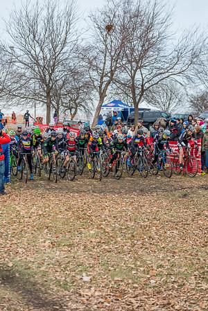 Women Cat 1/2/3 - 2014 Montrose Harbor Cyclocross Race