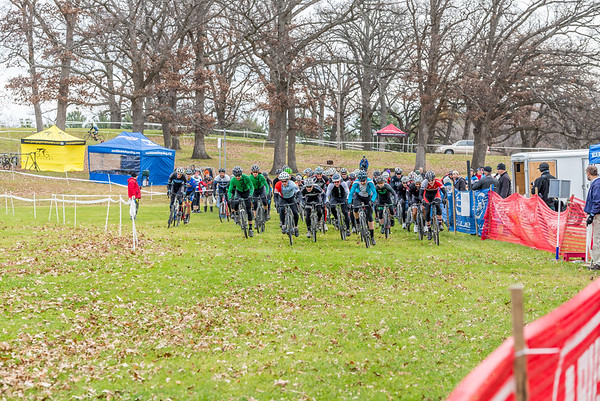 Masters 35+ - 2014 Psi-clocross For Life Cyclocross Race