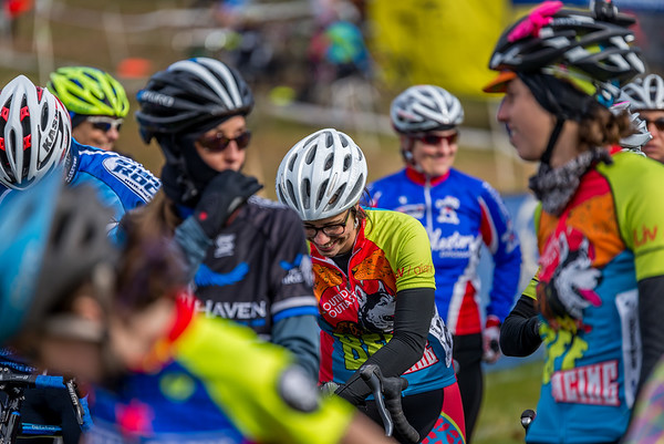 Women Cat 4 & Junior 9-14 - 2014 Psi-clocross For Life Cyclocross Race