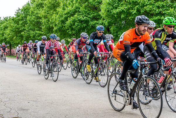 Cat 4 - 2015 Monsters of the Midway Criterium