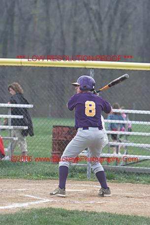 Fairview vs Avon - Boys Freshman Baseball (4/21/2006)