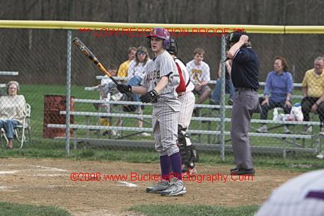 Firelands vs Avon - Boys Junior Varsity Baseball (4/13/2006)