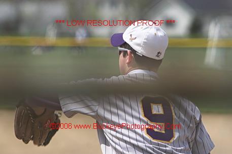 Black River vs Avon - Boys Junior Varsity Baseball (4/29/2006)