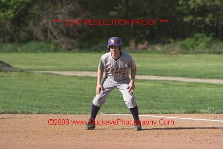 North Ridgeville vs Avon - Boys Varsity Baseball (5/3/2006)