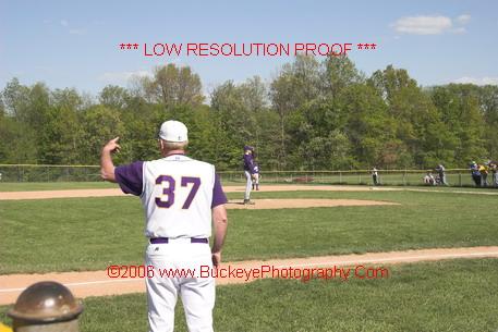 Vermilion vs Avon - Boys Varsity Baseball (5/8/2006)