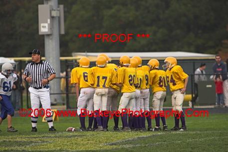 Midview Middle School vs. Avon Boys 8th Football (10/10/2006)