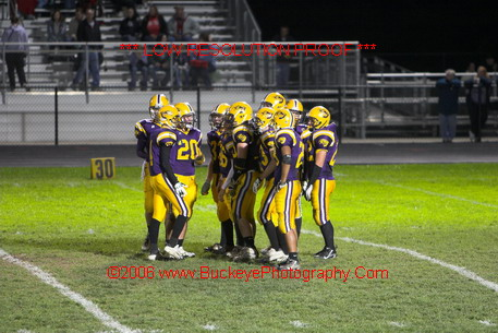 Avon HS Varsity Football vs Firelands (10/06/2006)