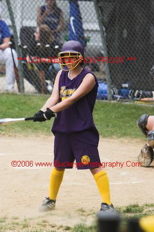Midview vs Avon - Girls Junior Varsity Softball (5/10/2006)