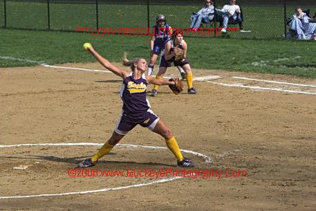 Midview vs Avon - Girls Varsity Softball (4/24/2006)