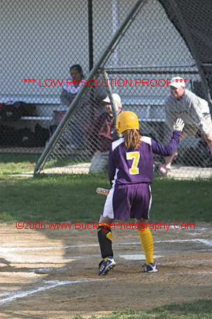 Rocky River vs Avon Girls Varsity Softball (4/27/2006)