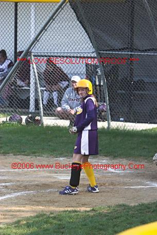 Rocky River vs Avon Girls Varsity Softball (4/27/2006)
