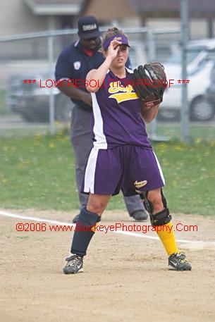 Avon vs Medina Buckeye Girls Varsity Softball - Sectional Tournament (5/4/2006)