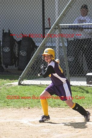 Black River vs Avon - Girls Varsity Softball - Eagle Invitational (5/6/2006)