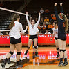 Volleyball vs northern Illinois 11/14/2015