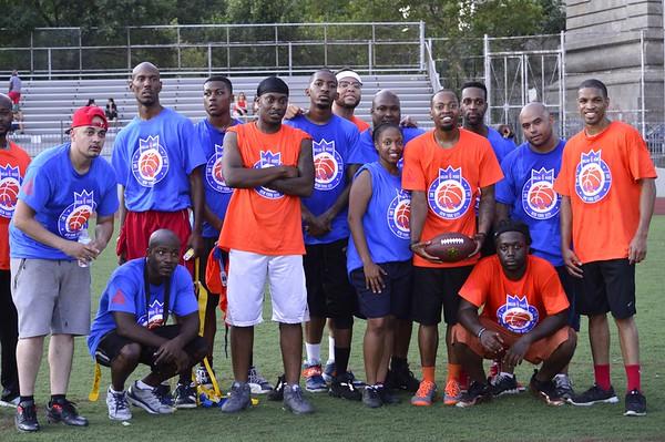 Ballin4Peace Celebrity Flag Football