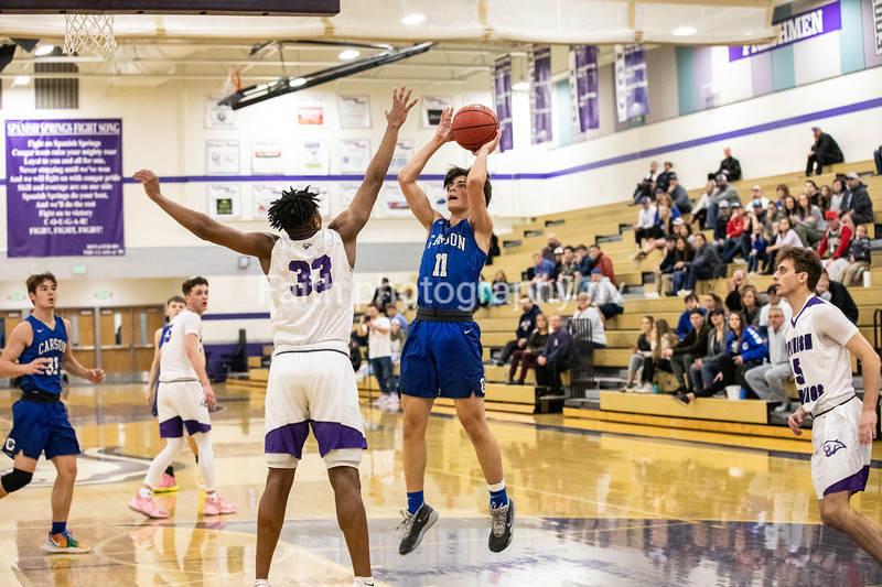 Carson vs SpSprings Pre-season 2019-2020 0 faithphotographynv GD8A3502