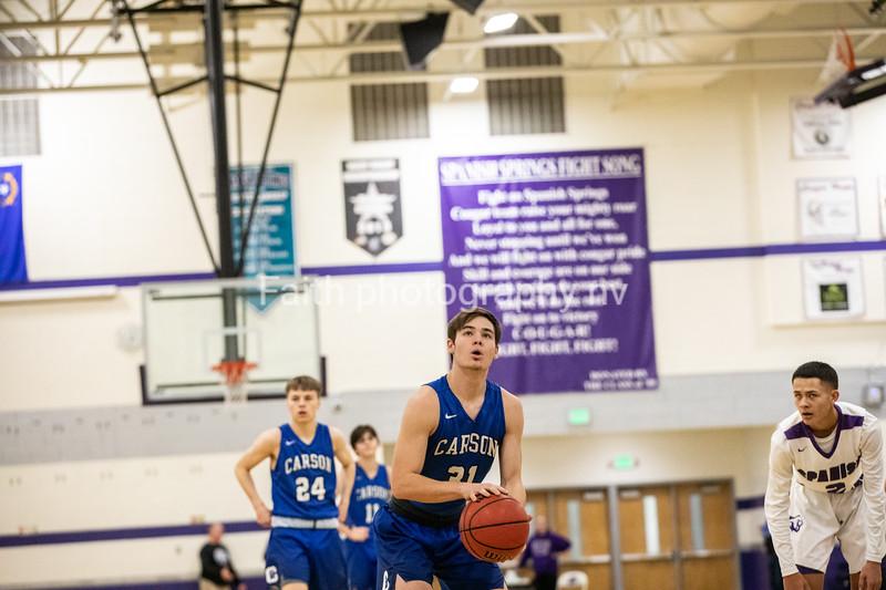 Carson Vs Sp Springs Pre-season 2019-2020 faithphotographynv GD8A3316