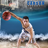 #33 5x7 JORDAN TORRES Carson Boys VARSITY TEAM - 2017Faith Photography NV 2Kl