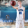 #21 8x10 JACKSON SAYRE Carson Boys VARSITY TEAM - 2017Faith Photography NV 2Kl