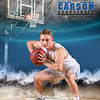 #22 5x7 DAWSON LAMB Carson Boys VARSITY TEAM - 2017Faith Photography NV 2Kl