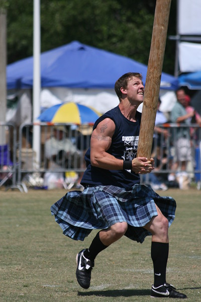 Dunedin Highland Games 2009